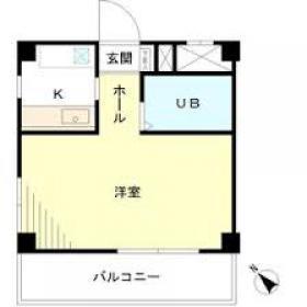 アップルハウス:基準階図面