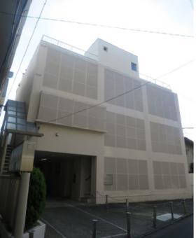 フジ參宮橋ビルの外観写真