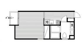 元代々木共同住宅(仮称ビル:基準階図面