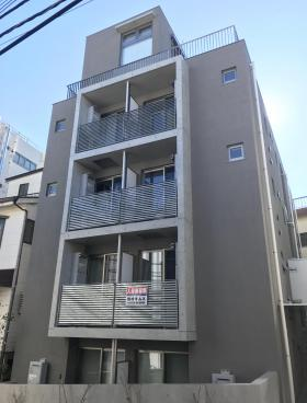 元代々木共同住宅(仮称ビルの外観写真