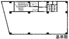 新居ビル:基準階図面