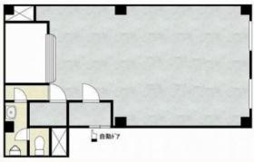 アタミビル:基準階図面