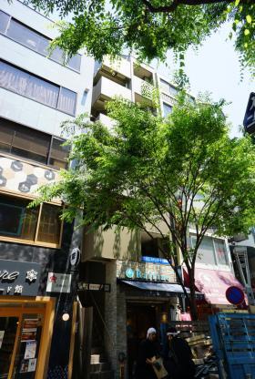 コリーヌ神楽坂の外観写真