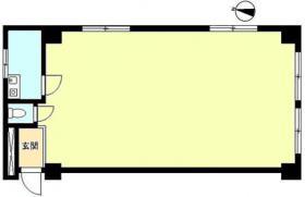 ホワイトレジデンス:基準階図面