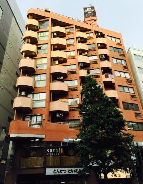 新宿ダイカンプラザ756の外観写真
