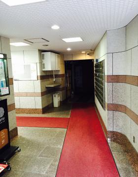 新宿ダイカンプラザ756の内装