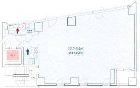 日総第24ビル:基準階図面