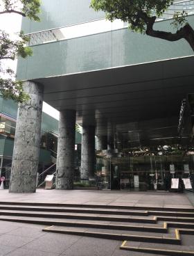 新宿グリーンタワーの内装