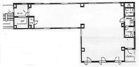 ル・グラシエル4ビル:基準階図面