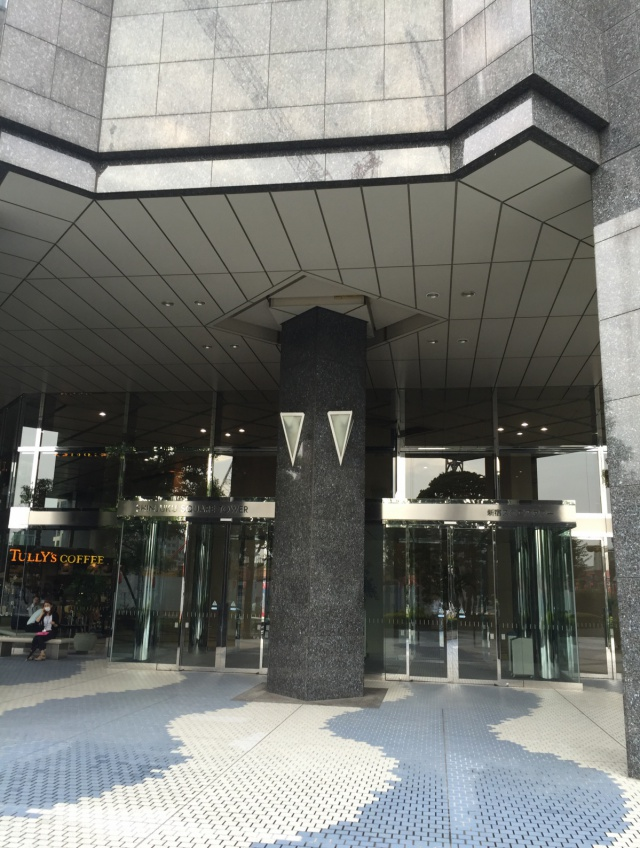 新宿スクエアタワー 8F 78.7坪(260.16m<sup>2</sup>)の内装