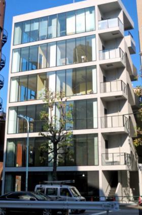 モダンフォルム西麻布ビルパートⅡの外観写真