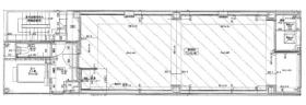 ダブル・リーブス半蔵門:基準階図面