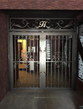 ダブル・リーブス半蔵門の内装