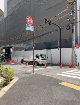 新虎通りCOREの内装