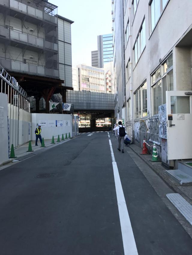 AD-O渋谷道玄坂ビルの内装