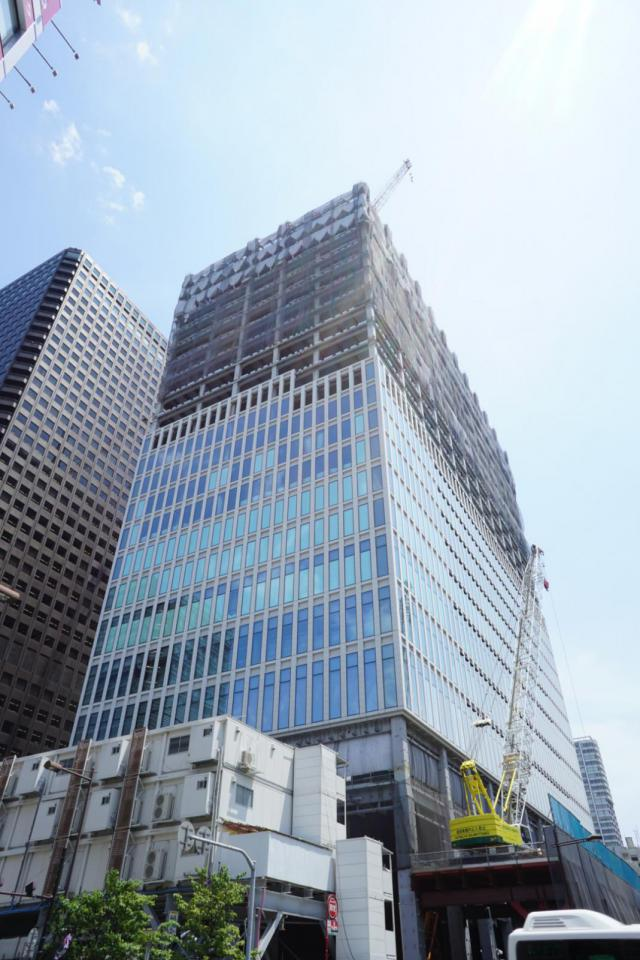 ニッセイ浜松町クレアタワー 19F 790坪(2611.56m<sup>2</sup>)