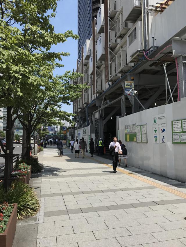 ニッセイ浜松町クレアタワー 19F 790坪(2611.56m<sup>2</sup>)の内装