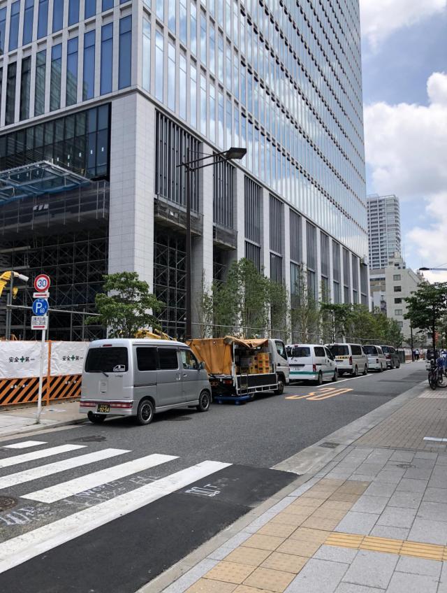 ニッセイ浜松町クレアタワー 14F 790坪(2611.56m<sup>2</sup>)の内装