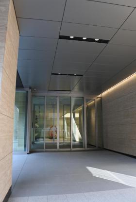 太陽生命日本橋ビル(日本橋二丁目再開発A街区)の内装