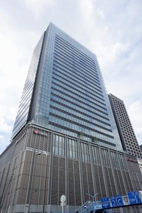 太陽生命日本橋ビル(日本橋二丁目再開発A街区)の外観写真