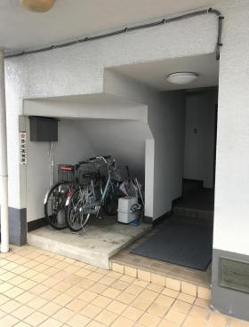 Sビルの内装