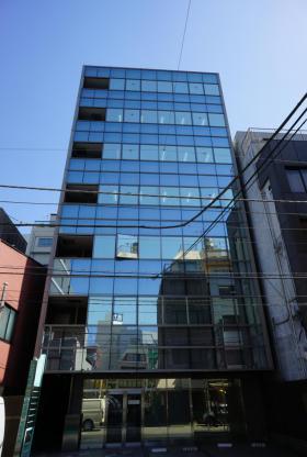神田駅前SKビルの外観写真