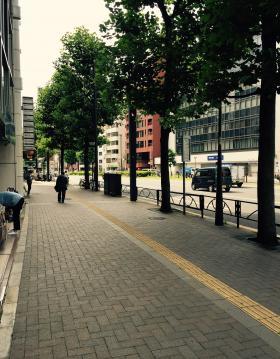 第1富澤ビルの内装