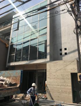 千駄ヶ谷ファーストビルの外観写真