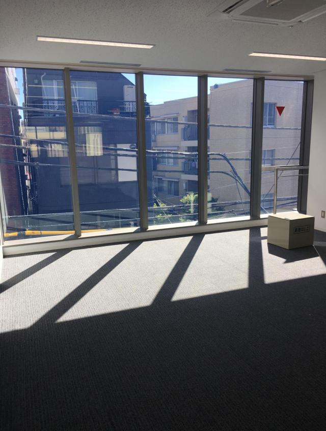千駄ヶ谷ファーストビル 3F 34坪(112.39m<sup>2</sup>)の内装