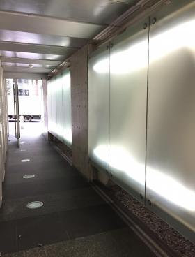 道玄坂今井ビルの内装