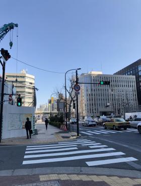 仮)日鐵日本橋ビル建替計画の内装