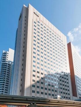東京フロントテラスの外観写真