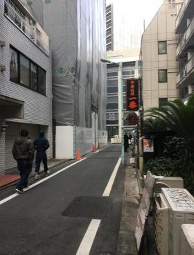 ILA渋谷美竹ビルのエントランス