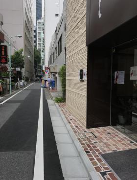 ILA渋谷美竹ビルの内装