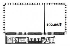 猿楽町SSビル:基準階図面