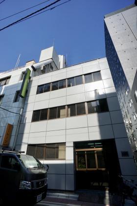内山印刷ビルの外観写真