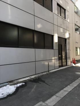 内山印刷ビルの内装