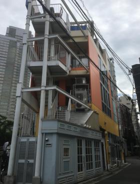 ABC亜米利加橋ビルの外観写真