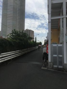 ABC亜米利加橋ビルの内装