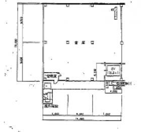 第5井上ビル:基準階図面