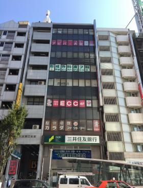 TK渋谷東口ビルの外観写真
