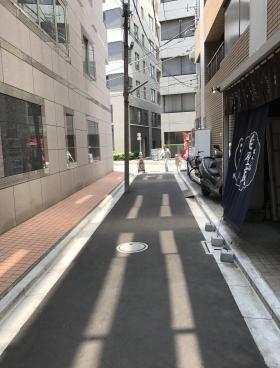 日本橋末広ビルの内装