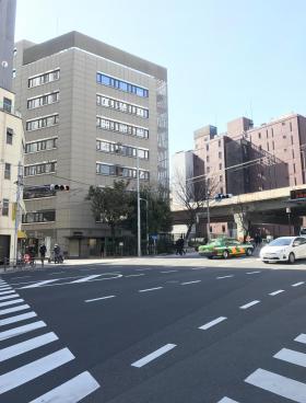 ヒューリック京橋イースト(旧)オリックス新京橋ビルの内装