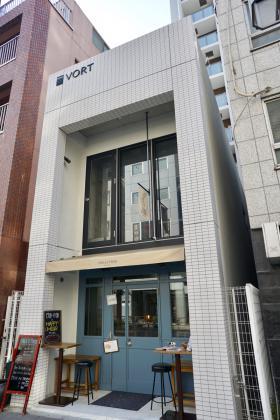 VORT渋谷松濤residenceの外観写真