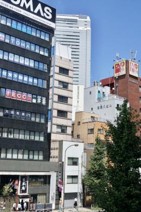 田町林ビルの外観写真