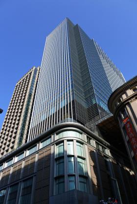 日本橋高島屋三井ビルディング(日本橋二丁目再開発C街区)ビルの外観写真