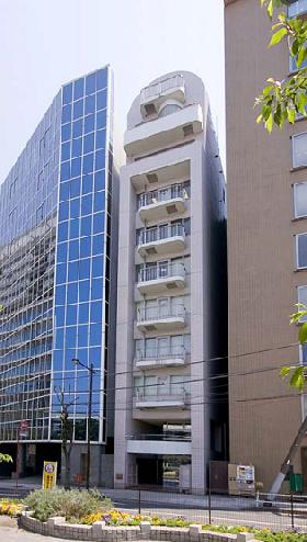 クロスサイド麹町ビルの外観写真