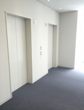 品川サンケイビルの内装