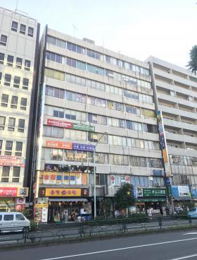 アゼリア東広ビルの外観写真