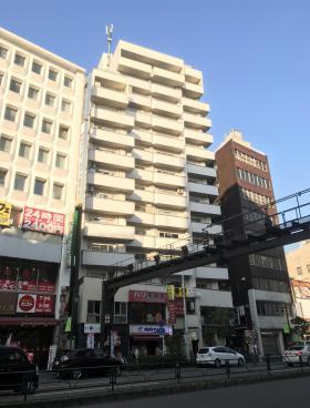 カーサ第二新宿ビルの外観写真